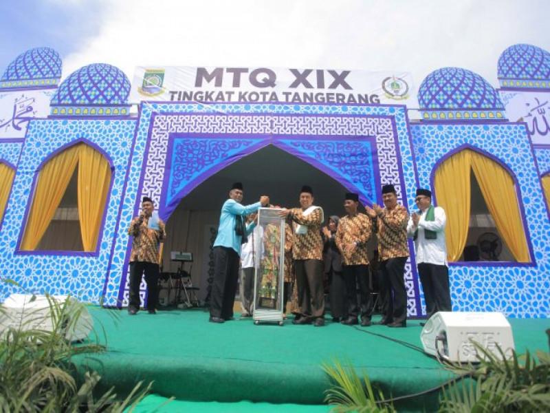 mtq-ke-xix-tingkat-kota-tangerang-resmi-dibuka