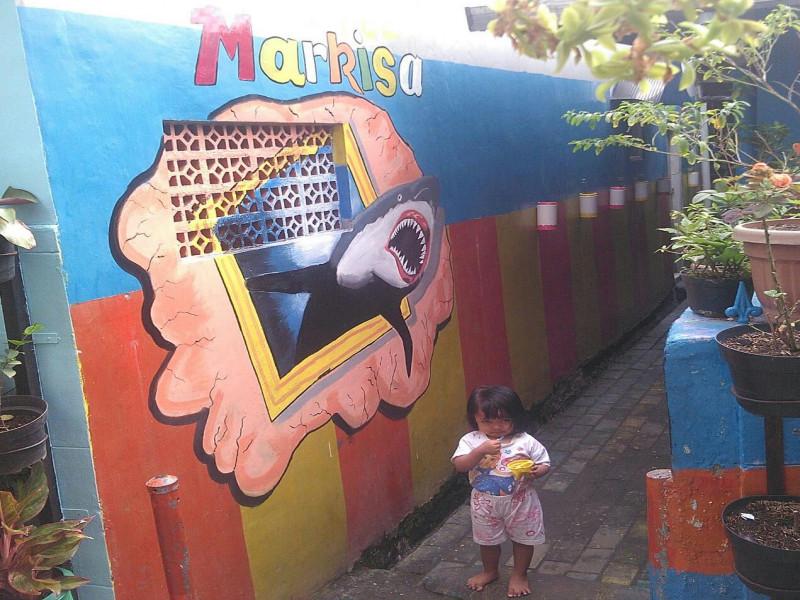 kampung-markisa-hias-jalan-dengan-mural-3d