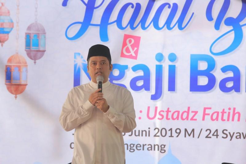 halal-bi-halal-dan-ngaji-bareng-walikota-perbedaan-adalah-bentuk-kebesaran-allah-swt