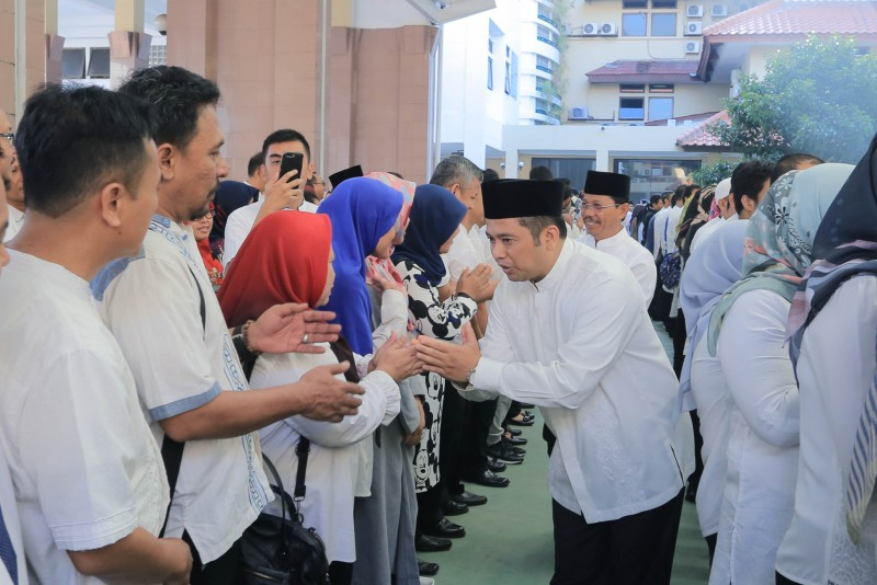 ramadan-tiba-arief-himbau-pegawai-jaga-kualitas-pelayanan