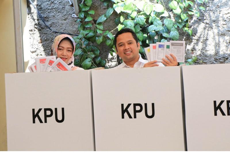pimpinan-kota-tangerang-kompak-ikuti-pemilu-serentak-2019