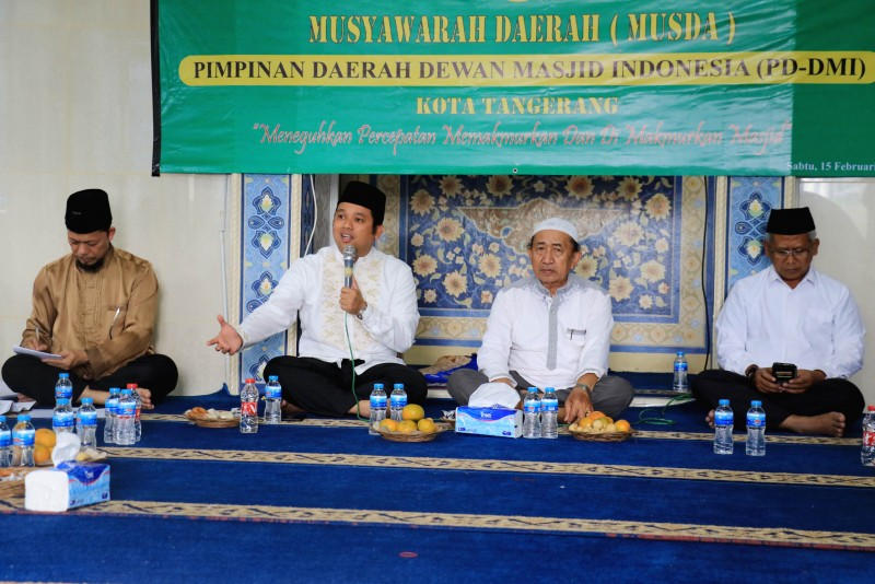 gelar-musda-walikota-harapkan-pd-dmi-genjot-pemberdayaan-umat-lewat-masjid-dan-mushola