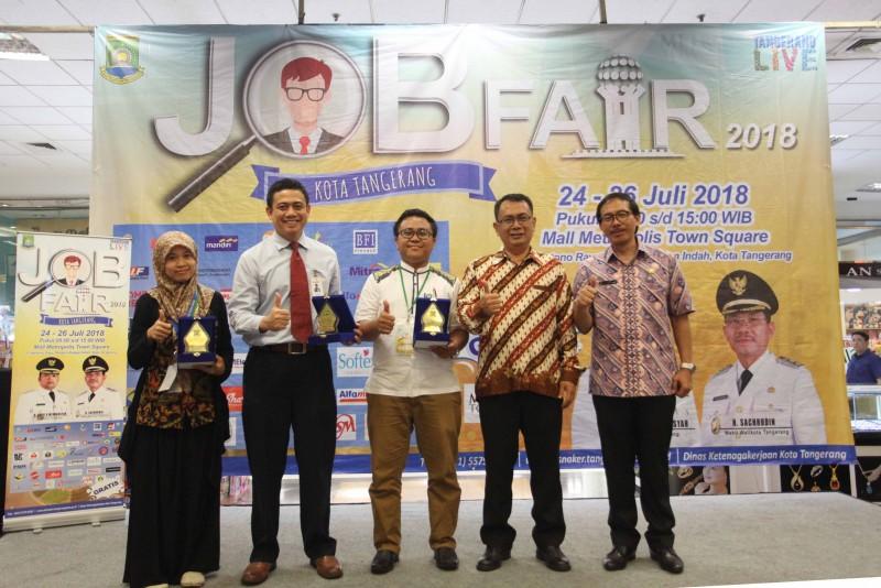 tekan-angka-pengangguran-pemkot-gelar-job-fair-2018