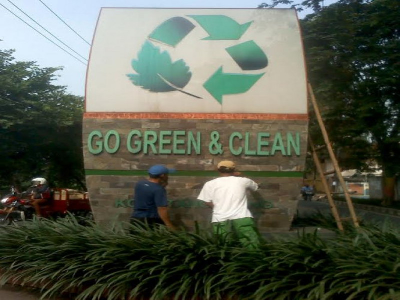 tugu-go-green-clean-kembali-kinclong