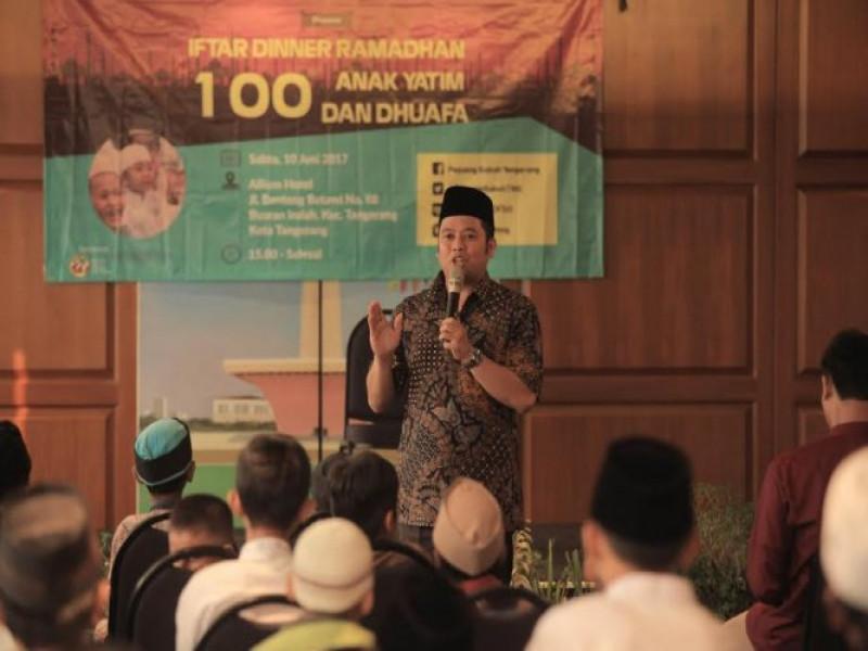 walikota-ajak-100-anak-yatim-maknai-rukun-islam