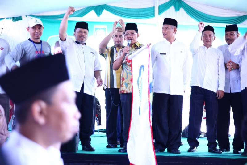 sambut-ramadhan-kecamatan-karang-tengah-gelar-pawai-taaruf